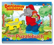 Benjamin Blümchen: Mein Puzzlebuch