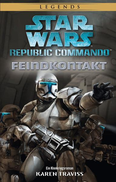 Star Wars: Republic Commando - Feindkontakt als Buch