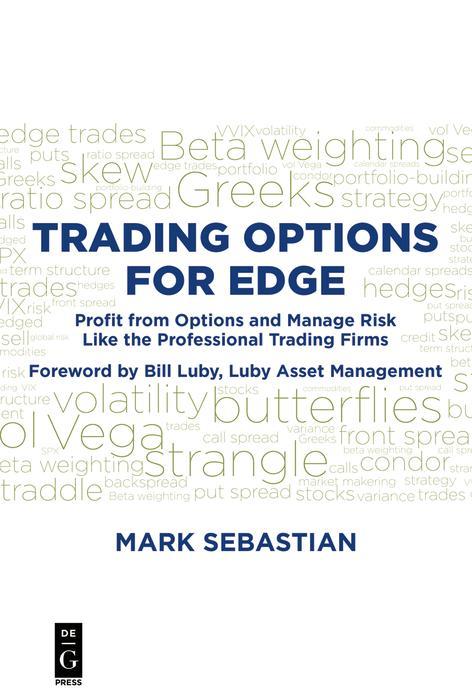 Trading Options for Edge als eBook Download von...