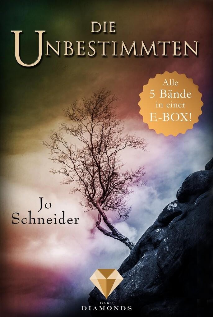 Alle 5 Bände der Bestseller-Fantasy-Reihe »Die Unbestimmten« in einer E-Box! (Die Unbestimmten ) als eBook