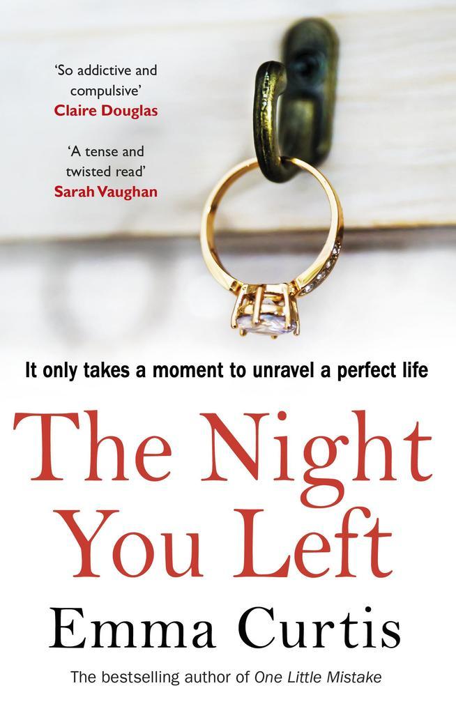 The Night You Left als eBook