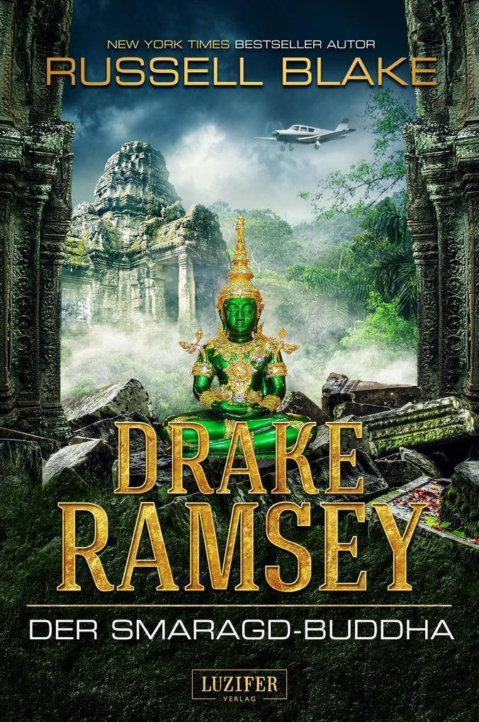 Drake Ramsey 2: Der Smaragd-Buddha als eBook