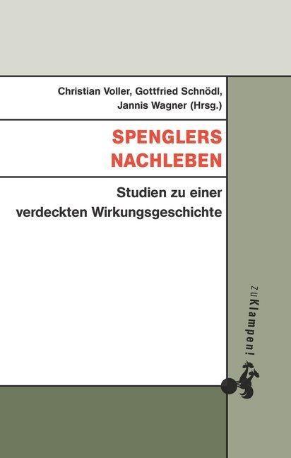 Spenglers Nachleben als Buch