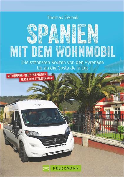 Spanien mit dem Wohnmobil als Buch