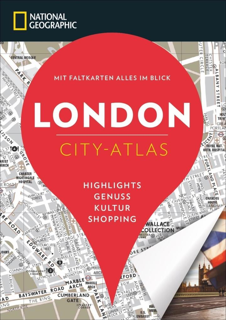 NATIONAL GEOGRAPHIC City-Atlas London als Buch ...