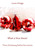What A Nice Mess! -Three Christmassy Lesbian Love Stories