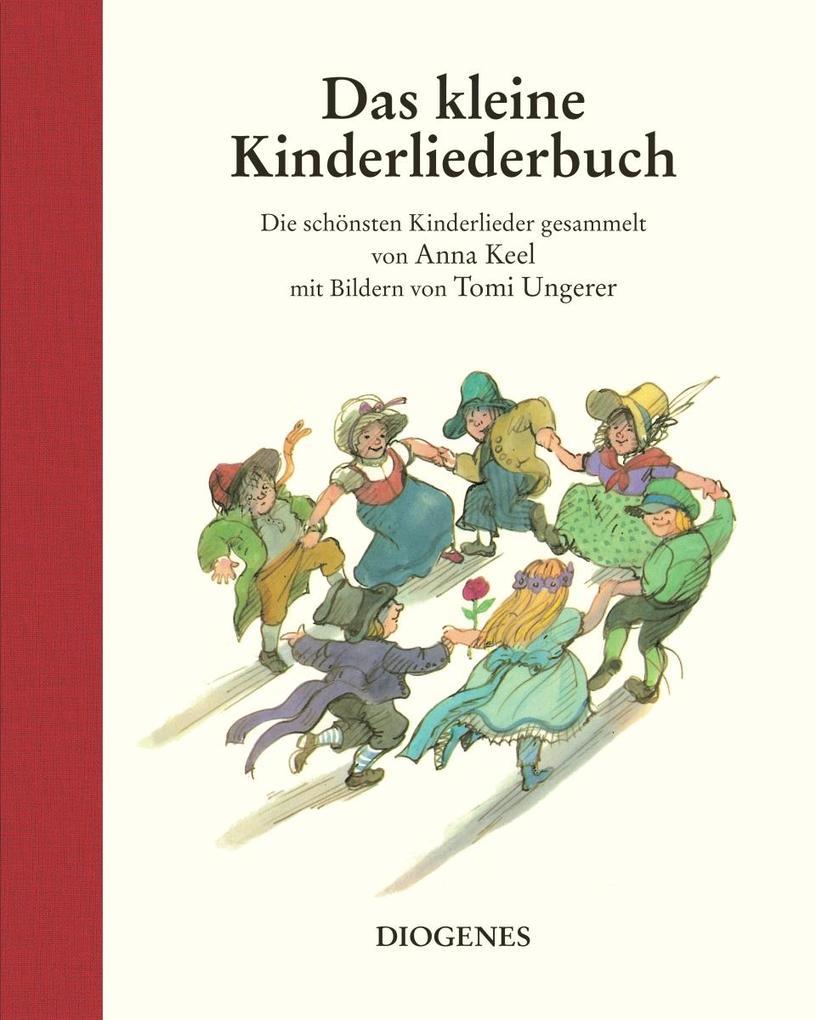 Das kleine Kinderliederbuch als Buch