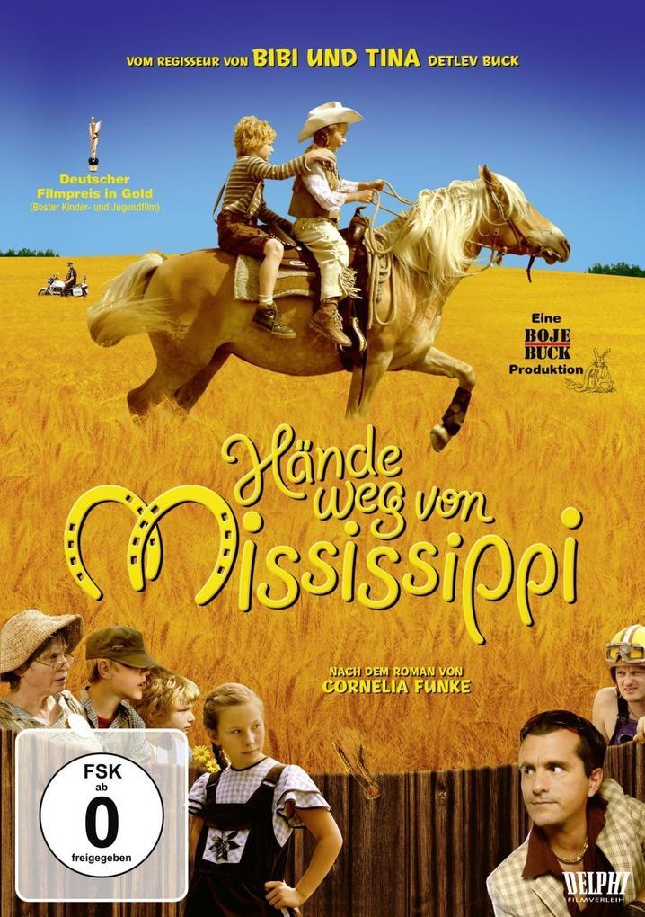 Hände weg von Mississippi als DVD