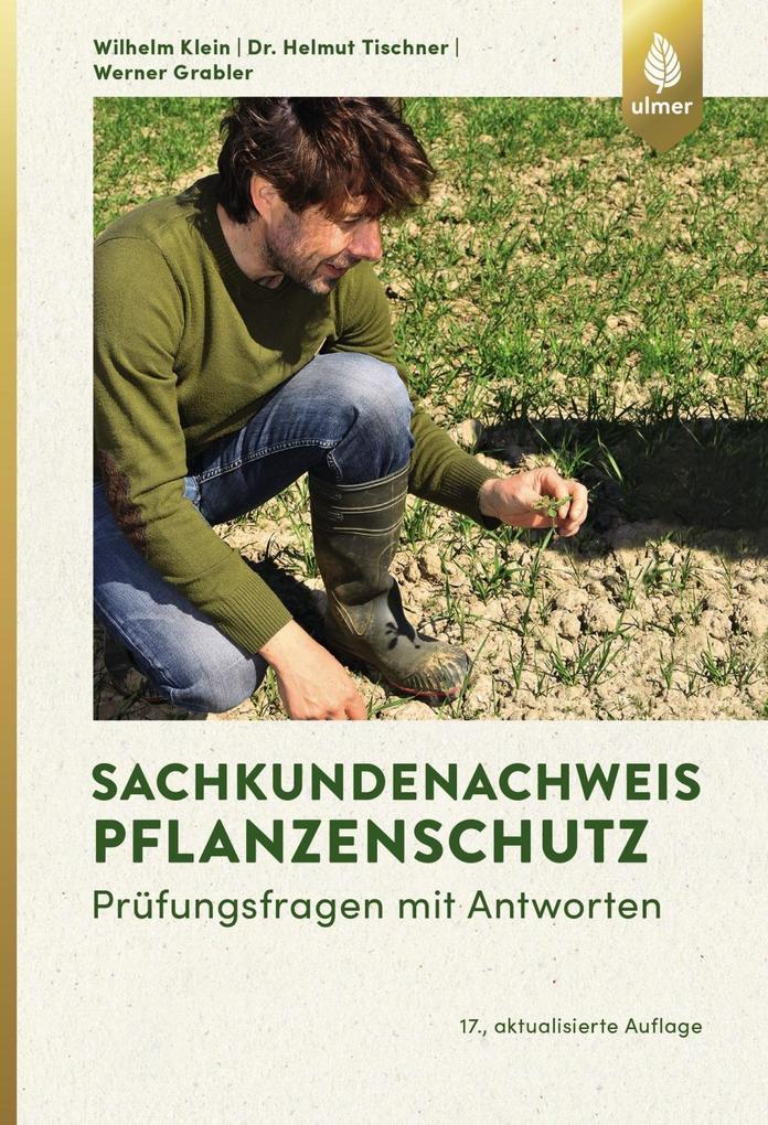 Sachkundenachweis Pflanzenschutz als Buch