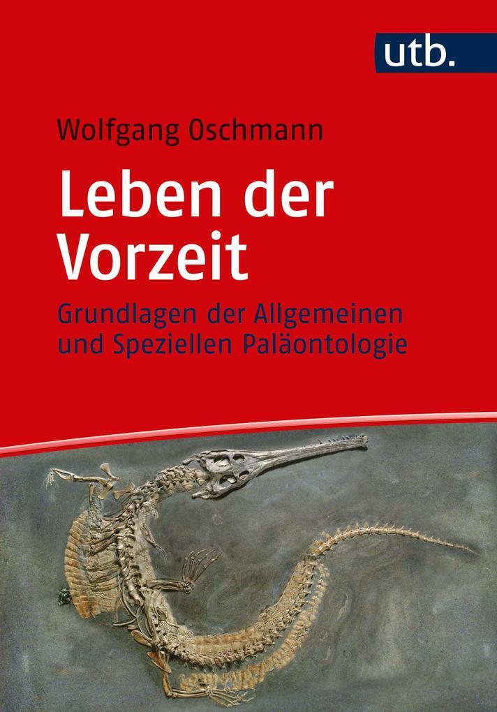 Leben der Vorzeit als Taschenbuch von Wolfgang ...