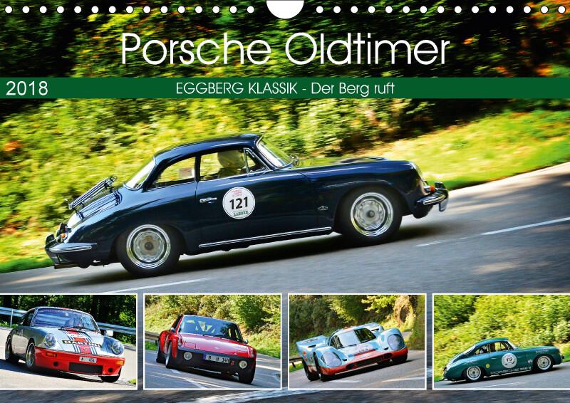 Porsche Oldtimer - EGGBERG KLASSIK - Der Berg r...