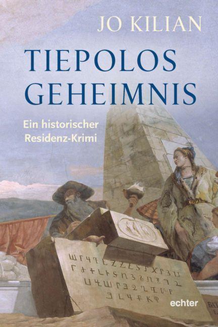 Tiepolos Geheimnis als Buch