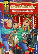 Die drei !!!. Wintertraum in Gefahr (drei Ausrufezeichen)