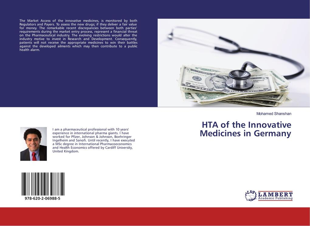 HTA of the Innovative Medicines in Germany als ...
