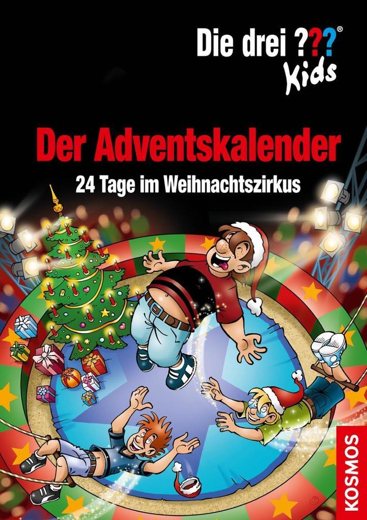 Die drei ??? Kids Adventskalender 9 (drei Fragezeichen) als Buch