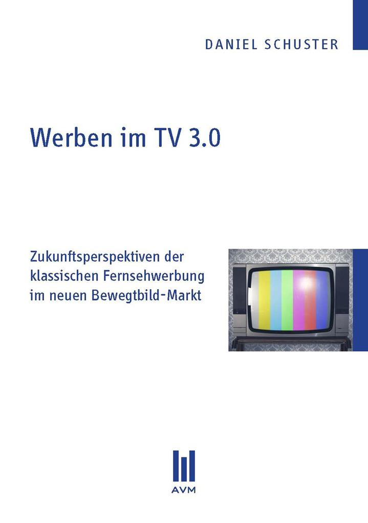 Werben im TV 3.0 als eBook Download von Daniel ...