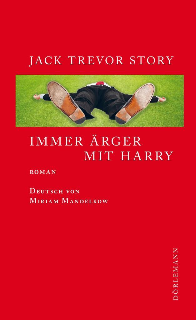 Immer Ärger mit Harry als eBook