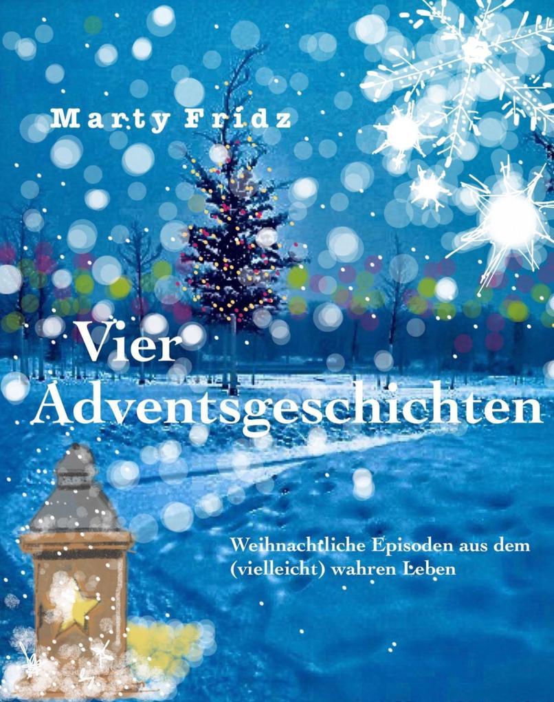 Vier Adventsgeschichten als eBook