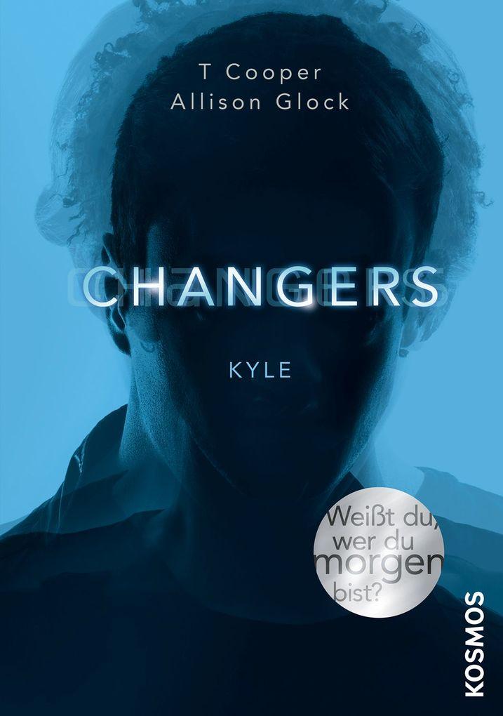 Changers 04. Kyle als Buch
