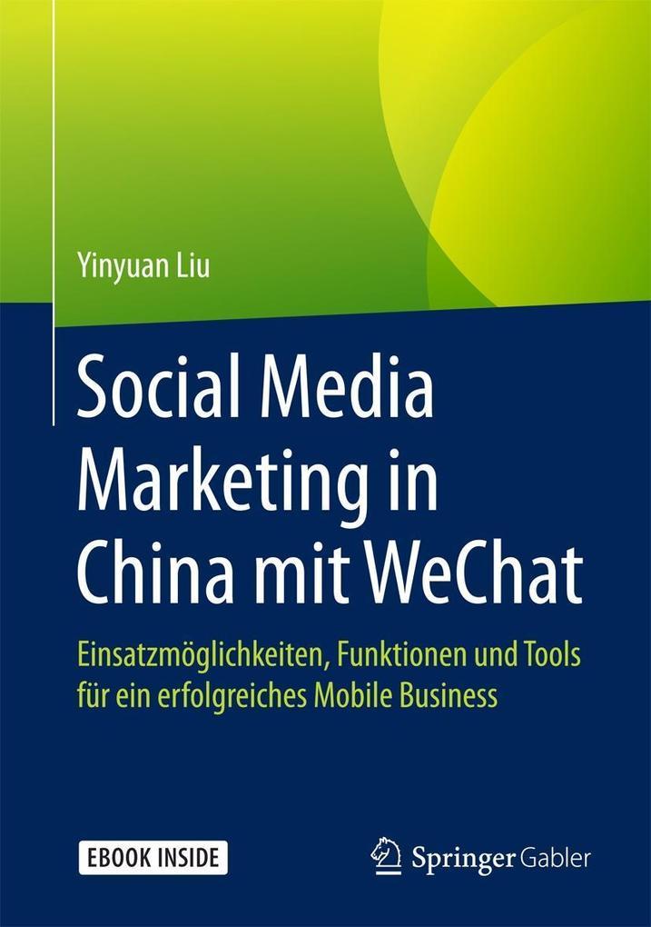 Social Media Marketing in China mit WeChat als ...