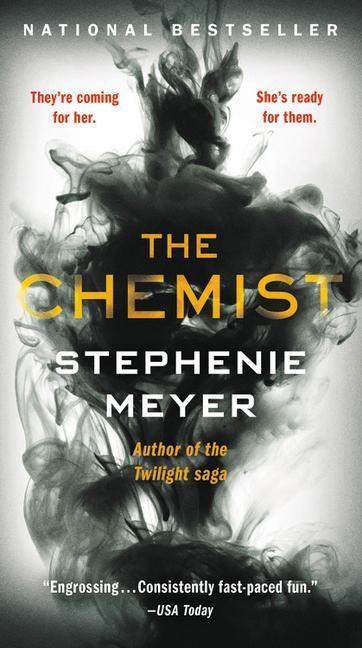 The Chemist als Taschenbuch