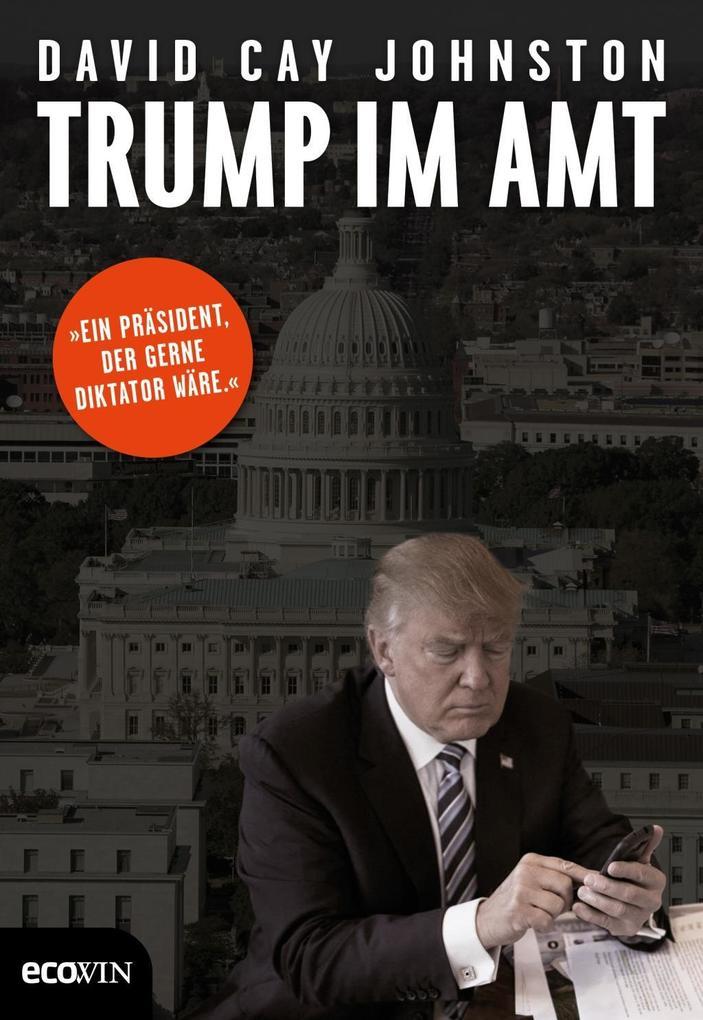 Trump im Amt als Buch