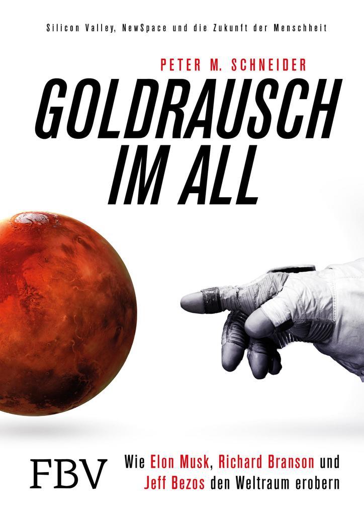 Goldrausch im All als Buch