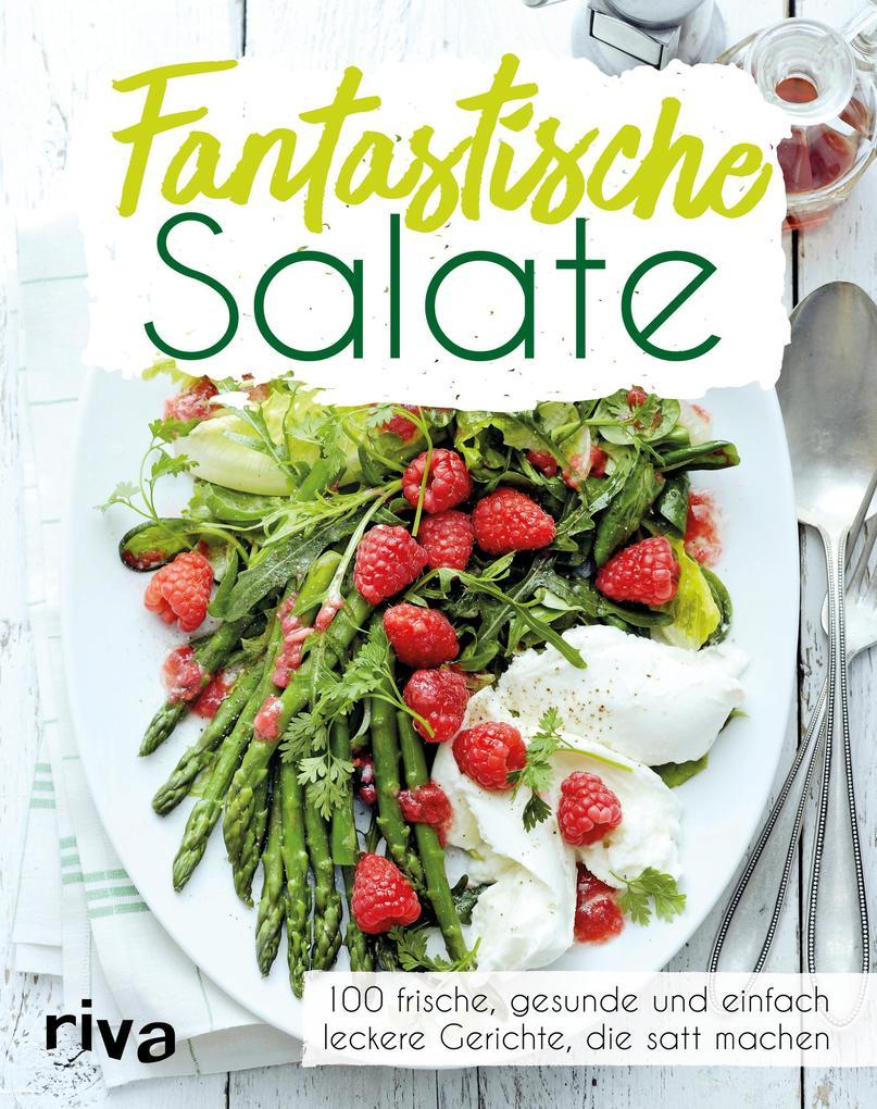 Fantastische Salate als Buch von