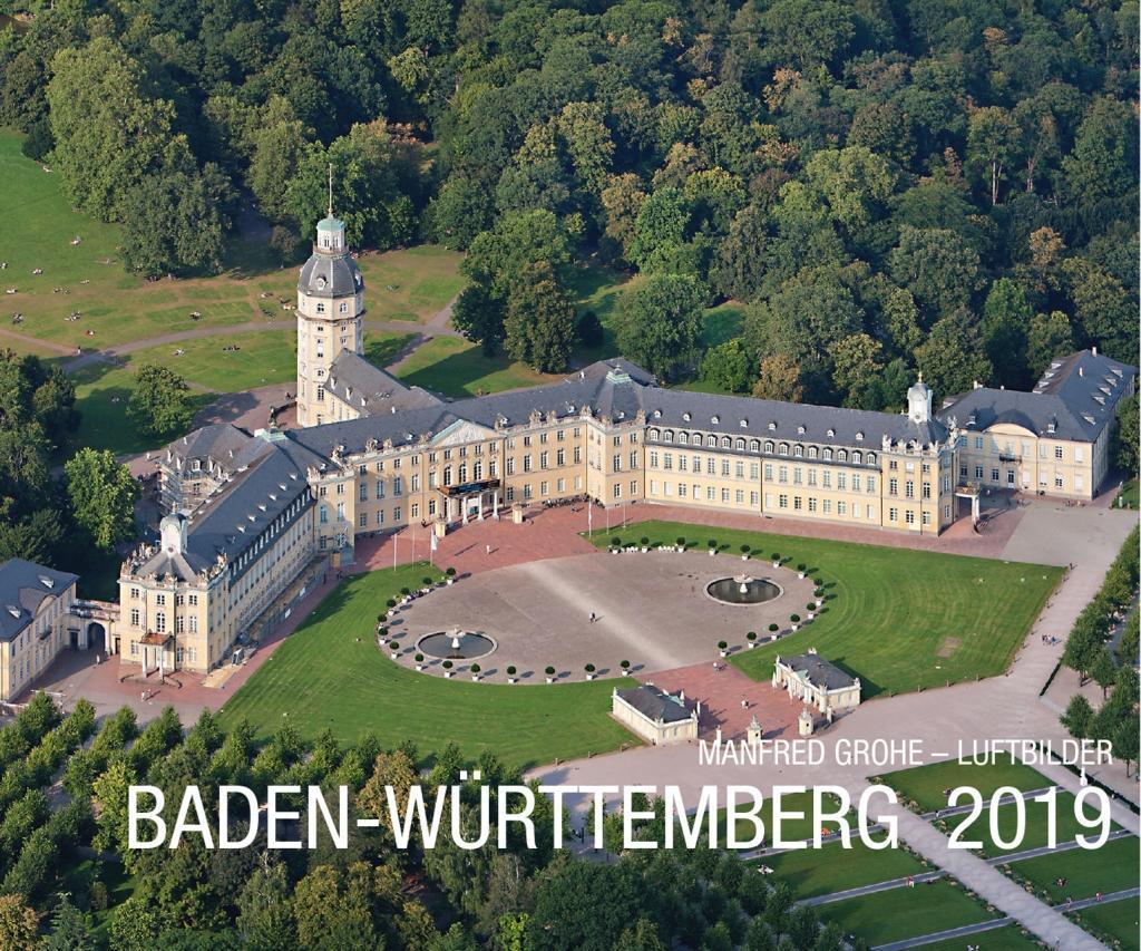 Baden-Württemberg 2019 - Luftbilder