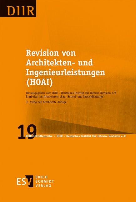 Revision von Architekten- und Ingenieurleistung...
