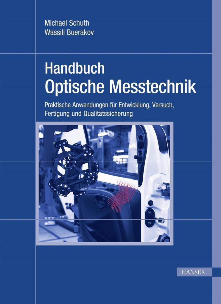 Handbuch Optische Messtechnik als eBook Downloa...