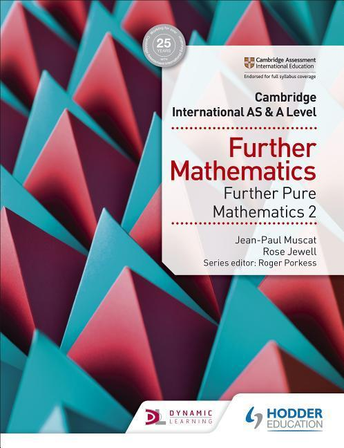 Cambridge International AS & A Level Further Ma...