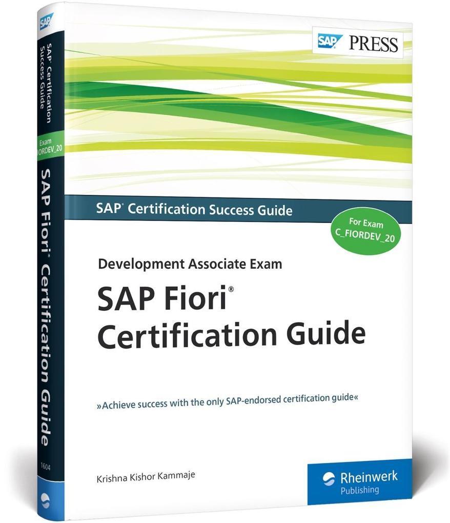 SAP Fiori Certification Guide als Buch von Kris...