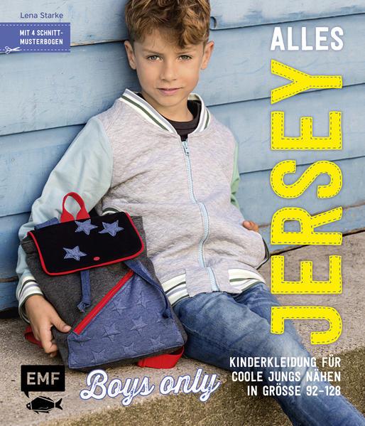 Alles Jersey - Boys only: Kinderkleidung für co...