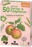 Expedition Natur. 50 heimische Garten- & Feldpflanzen