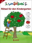 Rätsel für den Kindergarten