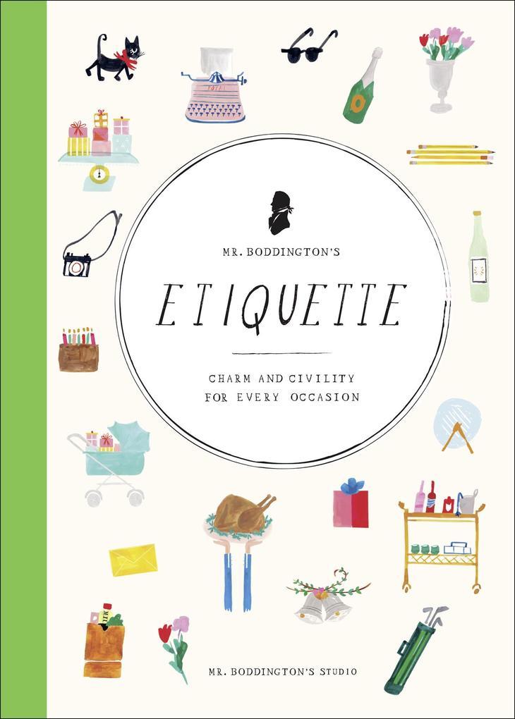 Mr. Boddington´s Etiquette als eBook Download von