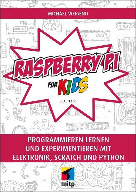 Raspberry Pi für Kids als Buch (kartoniert)