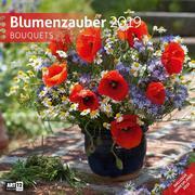 Blumensträuße 2019 Broschürenkalender