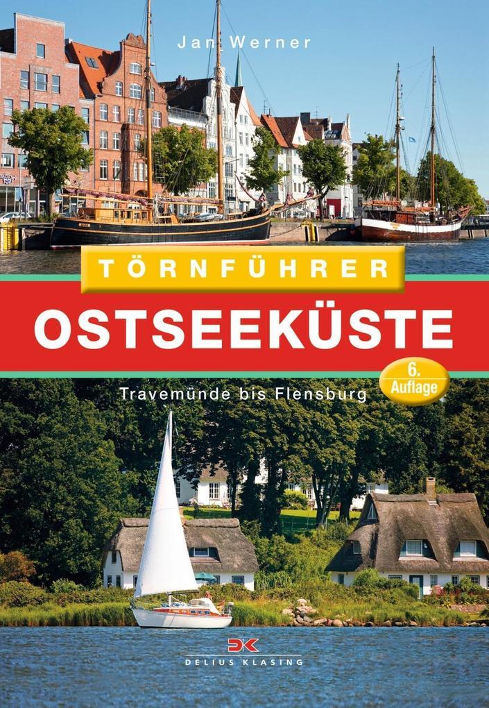 Törnführer Ostseeküste 1 als Taschenbuch von Ja...