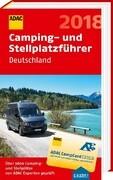 ADAC Camping- und Stellplatzführer Deutschland 2018