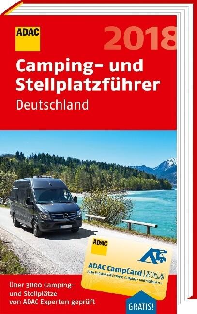 ADAC Camping- und Stellplatzführer Deutschland ...