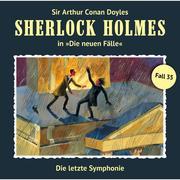 Sherlock Holmes, Die neuen Fälle, Fall 35: Die letzte Symphonie