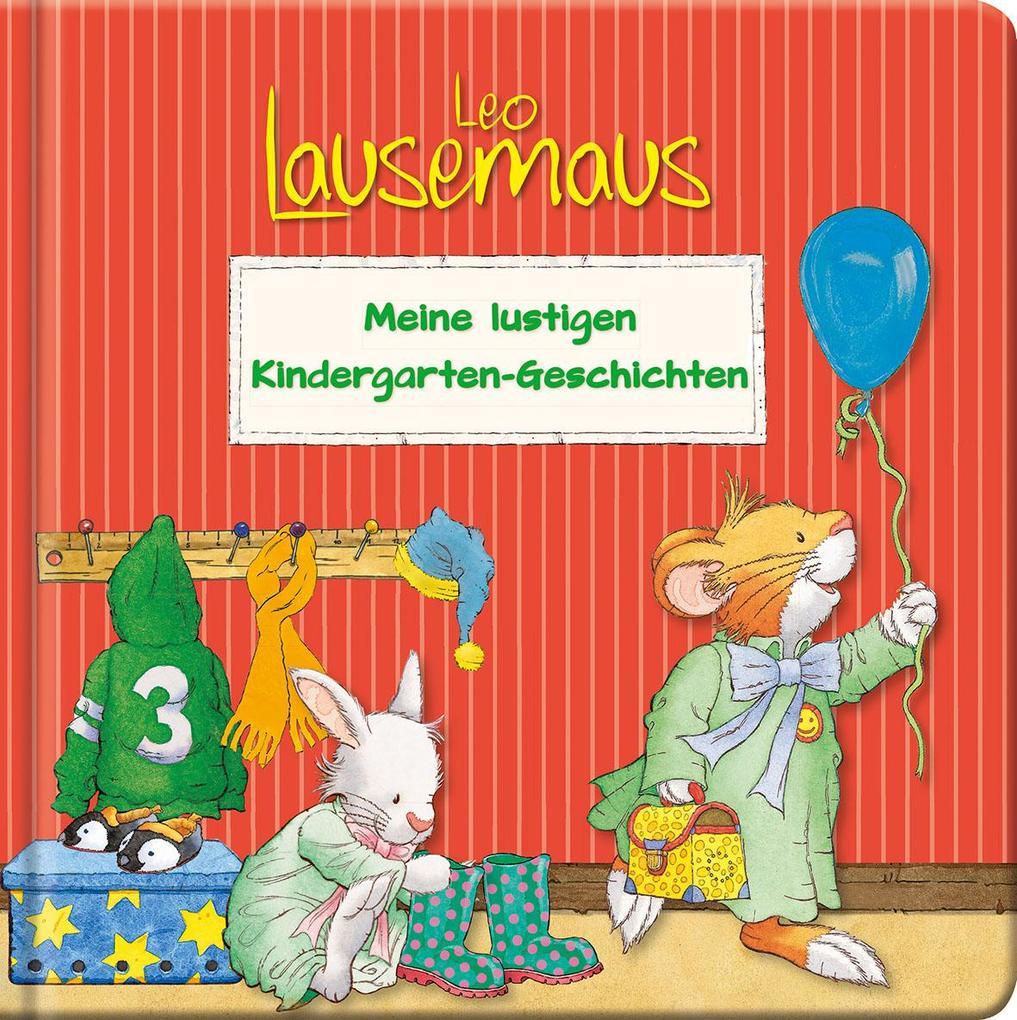 Leo Lausemaus Meine lustigen Kindergarten-Geschichten als Buch