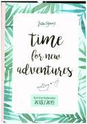 Time for new Adventures, Schülerkalender 2018/2019
