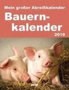 Bauern 2019 - Abreißkalender