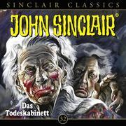 John Sinclair, Classics, Folge 32: Das Todeskabinett