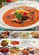DDR Kochen-Backen 2019 - Wochenkalender