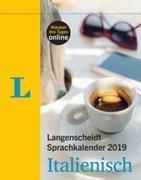 Langenscheidt Sprachkalender 2019 Italienisch Abreißkalender