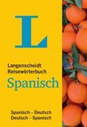 Langenscheidt Reisewörterbuch Spanisch - klein und handlich